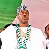 First Professor Sworn In As Governor In Borno State