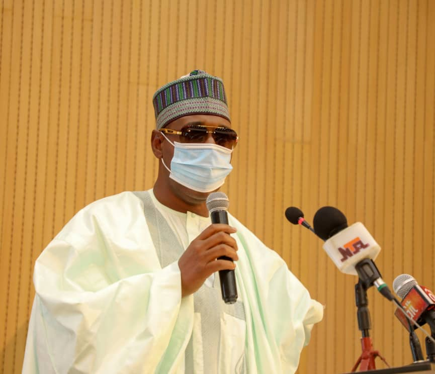 Gov. Zulum Chairs virtual commissioning of projects by Pantami's ministry  … Get praises from Pantami, Fashola, Shamsuna
