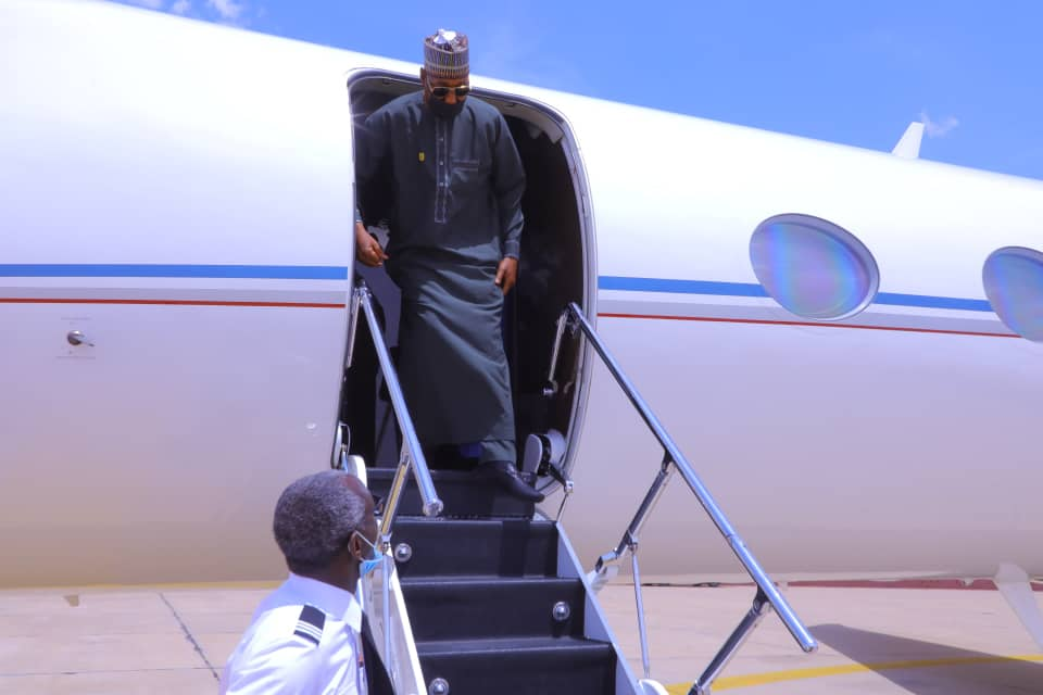 Zulum resumes after 21 days vacation, says security top priority