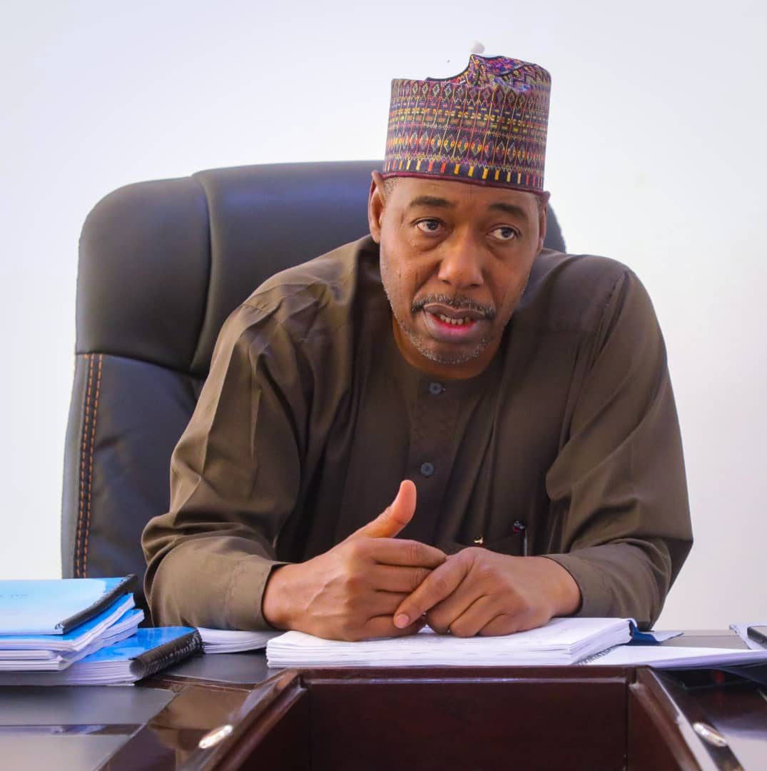 Zulum demands sanction as committee finds 21 health workers with fake certificates, 91 ghost staff