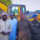 Zulum Orders Deployment as Borno Acquires N1.4 Billion Heavy Duty Construction Machines
