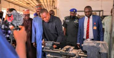 Borno: Zulum Suspends Ramat Poly's Entire Management after surprise visit to alma mater